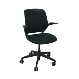 Steelcase Cobi Conference Chair, Black