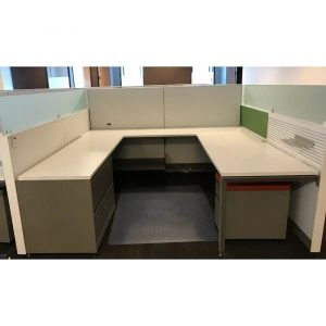 Steelcase Answer 8×8 Used Cubicle – Sold In Pods of 6