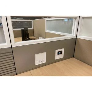 Steelcase Answer 6×6 Used Cubicle, Taupe – Sold in Pods of 6