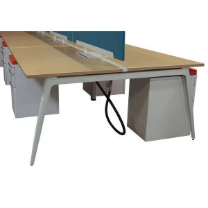 Friant Verity Used 30×60 Bench Style Desk Station – Sold as a pod of 13