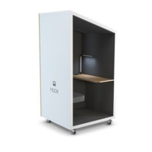 Nook Solo Booth