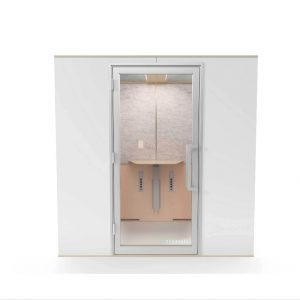 Zen Comfort Booth for Two